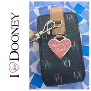 Dooney & Bourke Accessories - AUTHENTIC Dooney & Bourke vintage flip phone case